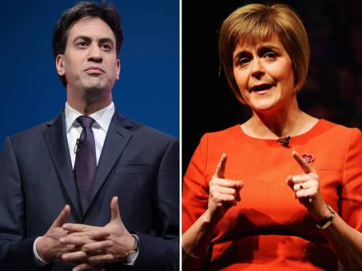 Ed Milliband and Nicola Sturgeon. Source: http://www.independent.co.uk/incoming/article10096523.ece/alternates/w620/6-Sturgeon-Miliband-Split-v2.jpg.