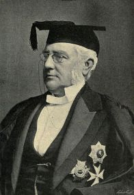 Friedrich Max Muller, who created the idea of Religionswissenschaft. Source: http://bit.ly/1c2zsb6.